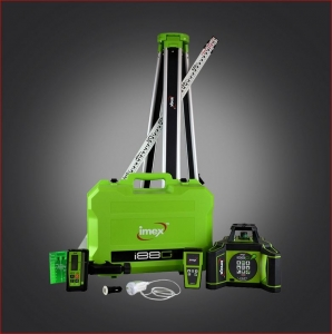 LASER LEVEL GREEN BEAM